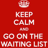 录取候选名单Waiting List