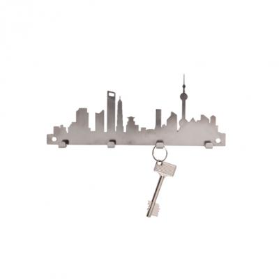 外滩 钥匙钩 Bund key rack